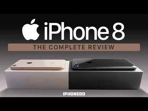 iPhone 8 —The Complete Review [4K]
