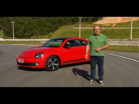 Vrum 31 03 13 Teste novo Volkswagen Fusca