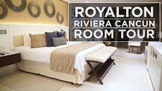 royalton riviera cancun resort and spa room tour review 2016
