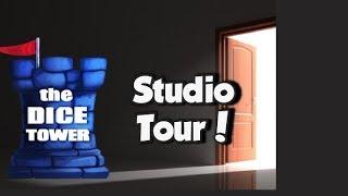 Studio Tour - with Tom Vasel
