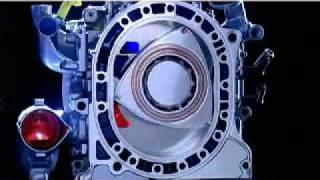 Motor rotativo Mazda RX-8 (renesis)