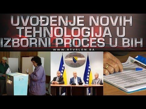 Uvođenje novih tehnologija u izborni proces u BiH - 28.04.2017.