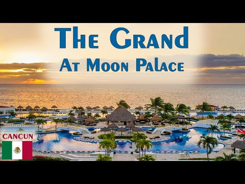 The Grand at Moon Palace Cancun All Inclusive Resort, Mexico
