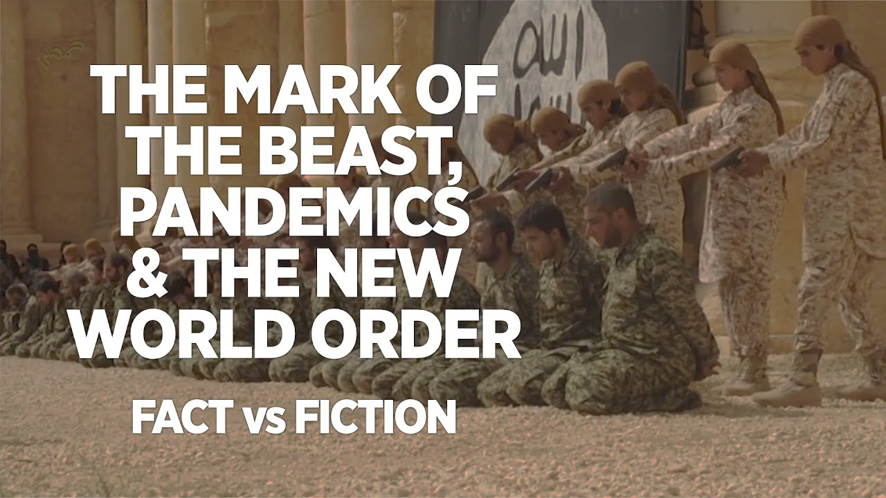 """Download The Mark of the Beast, Pandemics, and the """"New World Order""""—Facts vs Fiction (Dalton Thomas)"""
