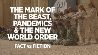 """Download lagu The Mark of the Beast, Pandemics, and the """"New World Order""""—Facts vs Fiction (Dalton Thomas)"""