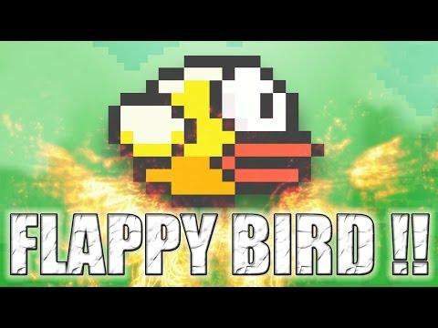 FLAPPY BIRD -  EL JUEGO DEL DIABLO!! (en español por fernanfloo)