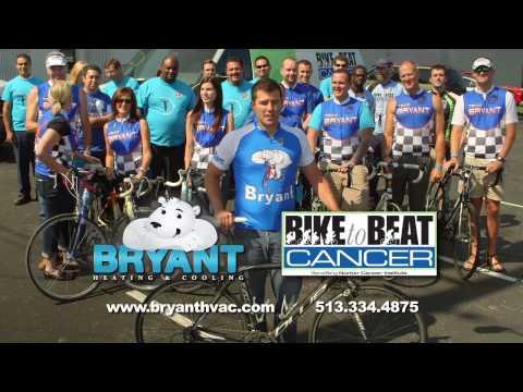 Cincinnati Bryant HVAC_Bike to Beat Cancer