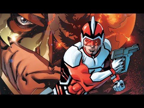 La Historia De Adam Strange - DC