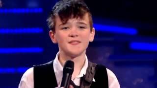 George Sampson Semi-finals Britain Got Talent Dancing 2008