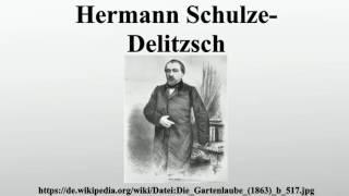 Hermann Schulze-Delitzsch