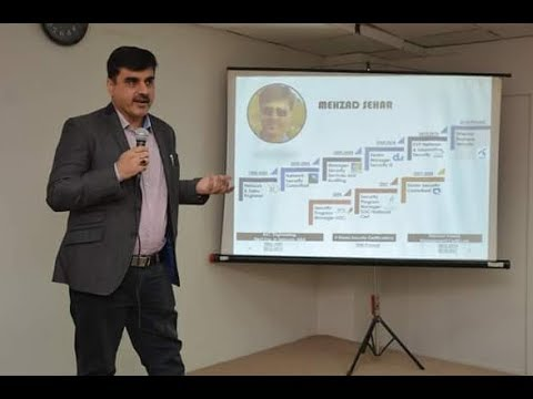 A Talk By Mehzad Sahar at Hamdard University: How to Plan for a Successful Career