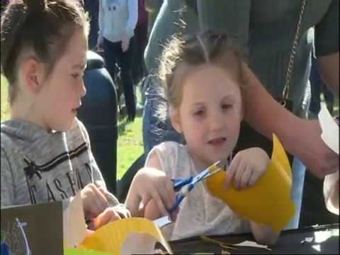 Festival of Thrift 2016 - Tyne Tees Coverage
