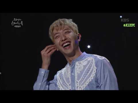 Lee Jung Shin - Footsteps (cover) [Roman + Sub Esp]