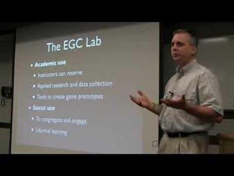 TLT Talk: Educational Gaming Commons Briefing