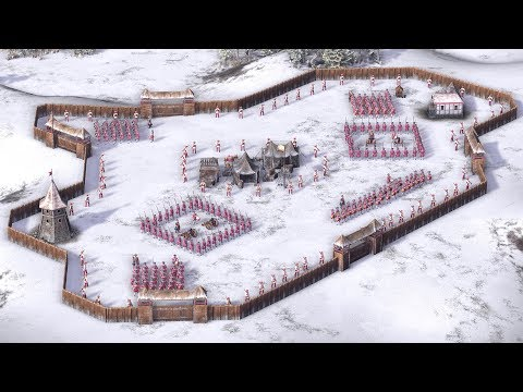 Cossacks 3 - Mission 5 AGAINST ALL ODDS | Huge gambles and Great achievements