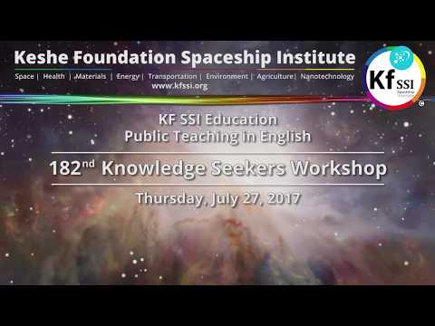 182nd Knowledge Seekers Workshop,...