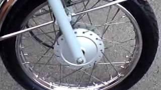 1977 HONDA CG125 CG 125  finished project motorbike scooter harley davidson tt