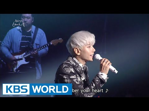 Park Hyoshin - Snow Flower and 3 other songs  [Yu Huiyeol's Sketchbook / 2017.07.26]