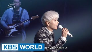 Park Hyoshin - Snow Flower and 3 other songs  [Yu Huiyeol