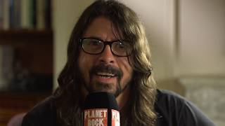 Watch Foo Fighters Interview video