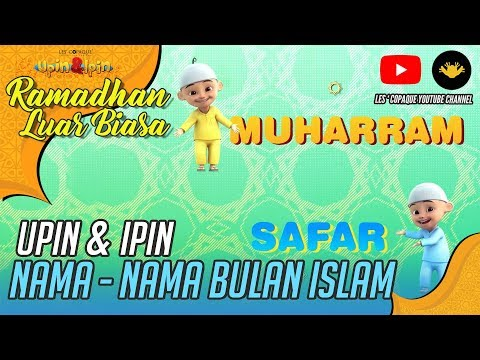 Nama Bulan Islam - Music Video Upin & Ipin Musim 12