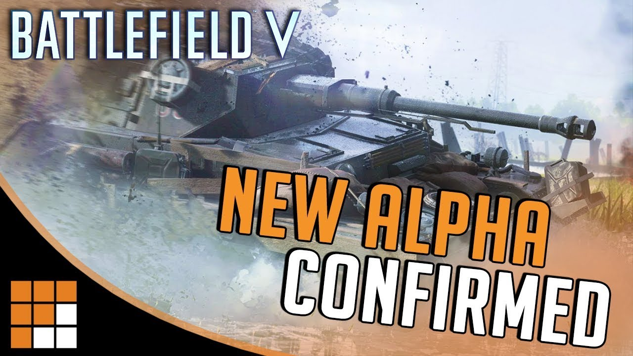 NEW BATTLEFIELD V ALPHA CONFIRMED! + Where to Sign Up for a Code