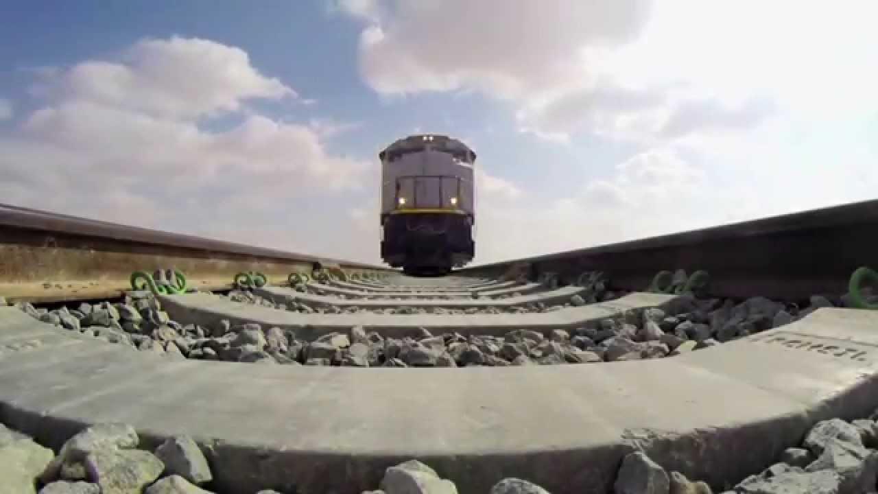 Etihad Rail – UAE's Rail