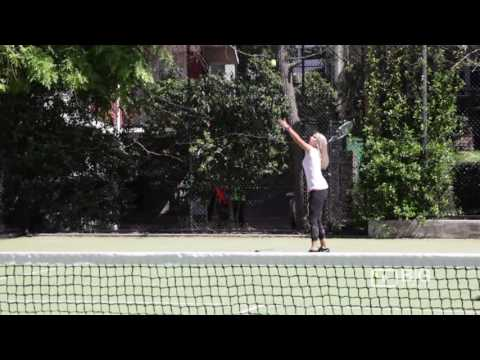 Rushcutters Bay Tennis Centre a Leisure Centre in Sydney offering Tennis Court and Cafe