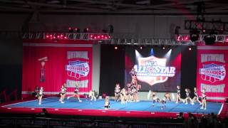 Cheers and More Reign NCA Nationals Day 2 2016