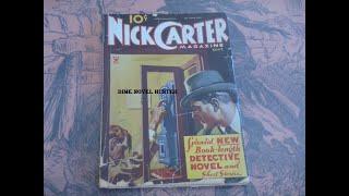Nick carter detective magazine 1935 ...