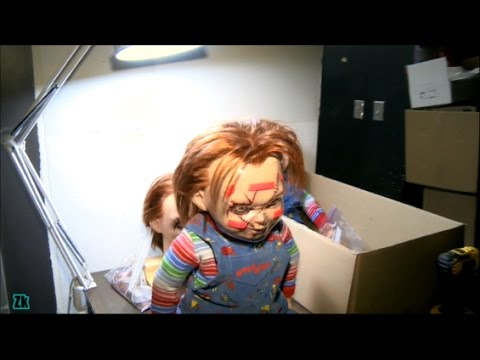 ★THE MAKING OF CURSE OF CHUCKY BEHIND SS🔪©💀1080pHD✔💯 HD