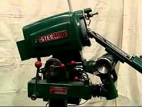 Sterling Drill Grinder - Features And Benefits