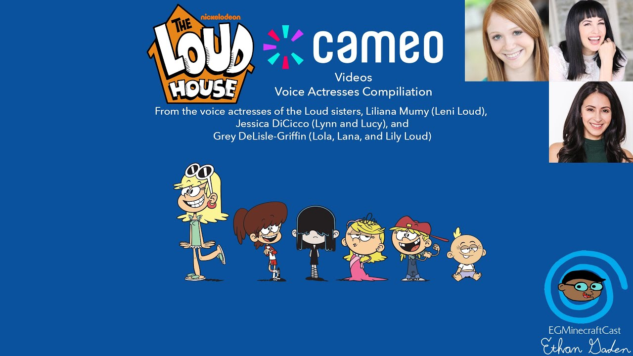 The Loud House   Cameo Compilation