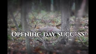 NYS Public Land Archery Deer Hunt, HIITing The Dream | S1E1