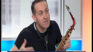 FRED KARATO A LA TV SUR FRANCE 3
