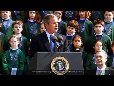 Presidents' Day, George W. Bush