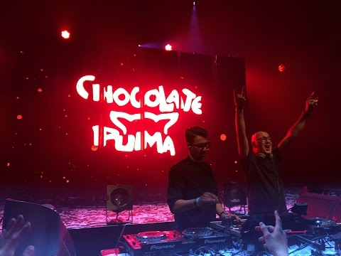 Chocolate Puma & Tommie Sunshine - Scrub The Ground feat. DJ Funk LIVE-Amsterdam-Paradadiso-ADE
