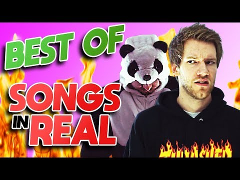 BEST OF Songs in Real Life