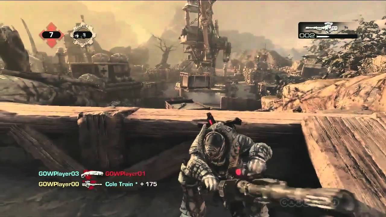 what is beta in gears of war 3