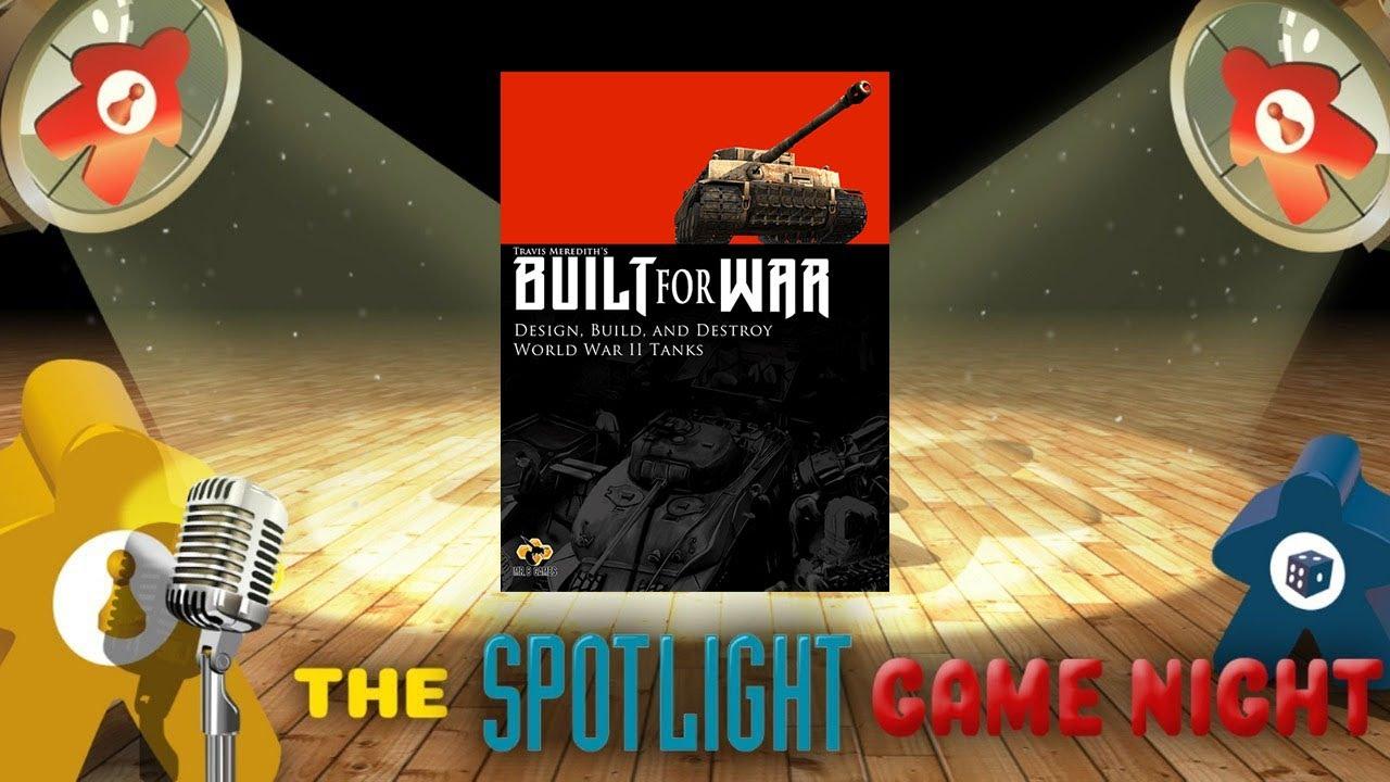 Built For War Playthrough