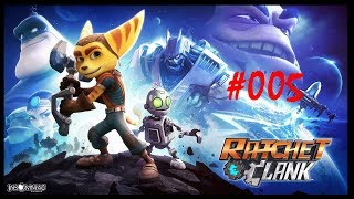 Ratchet and Clank #005 Big Al (Planet Kerwan)
