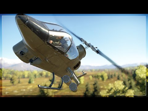 I'm Not Excited For The Apache. Here's Why (War Thunder AH-1G Cobra Gameplay)