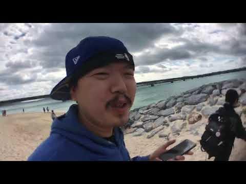 Hawaii of japan Okinawa bus tour + aquarium