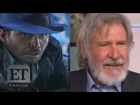 Harrison Ford Won't Let Chris Pine Play 'Indiana Jones'