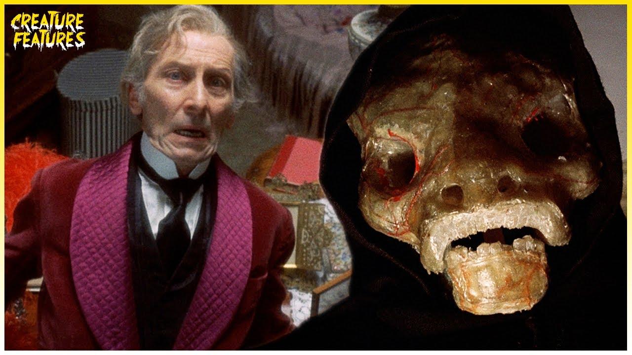 Download Skeleton Attacks The Professor | The Creeping Flesh | Creature Features
