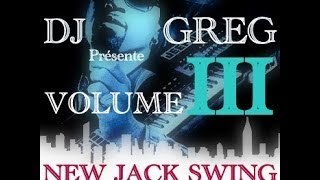 NEW JACK SWING MIX.Vol.3 (ZHYPE,TLC,JOHNNY GILL...)