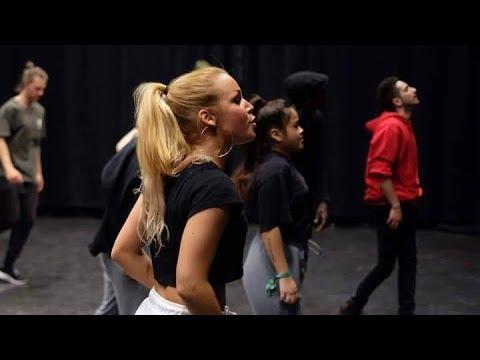 ISABELLA LARKA - Rude Gyal Swing (DeeBuzz & Hard2def, Treesha, Bay-C) // Choreography