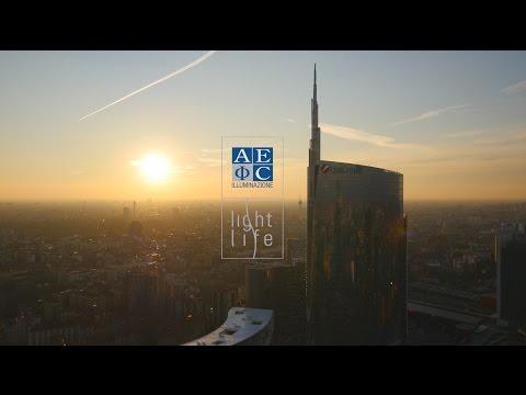 Milano a LED - Produzione video per AEC Illuminazione