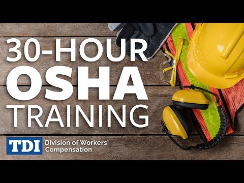 30-hour-osha-training-|-division-of-workers'-compensation