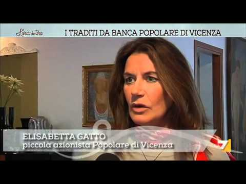 I traditi da Banca Popolare di Vicenza